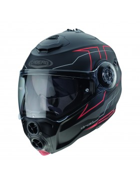 Caberg Droid Blaze(Matt Black/Red)